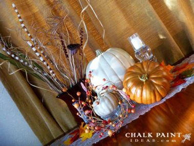 thanksgivingtabledecoratingideaspumpkins